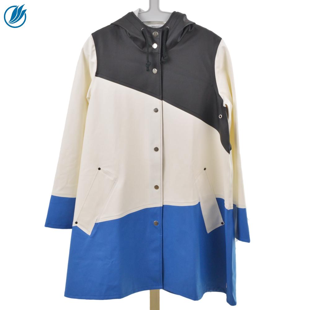 OEM Fashional Newest Waterproorf Raincoat M018061