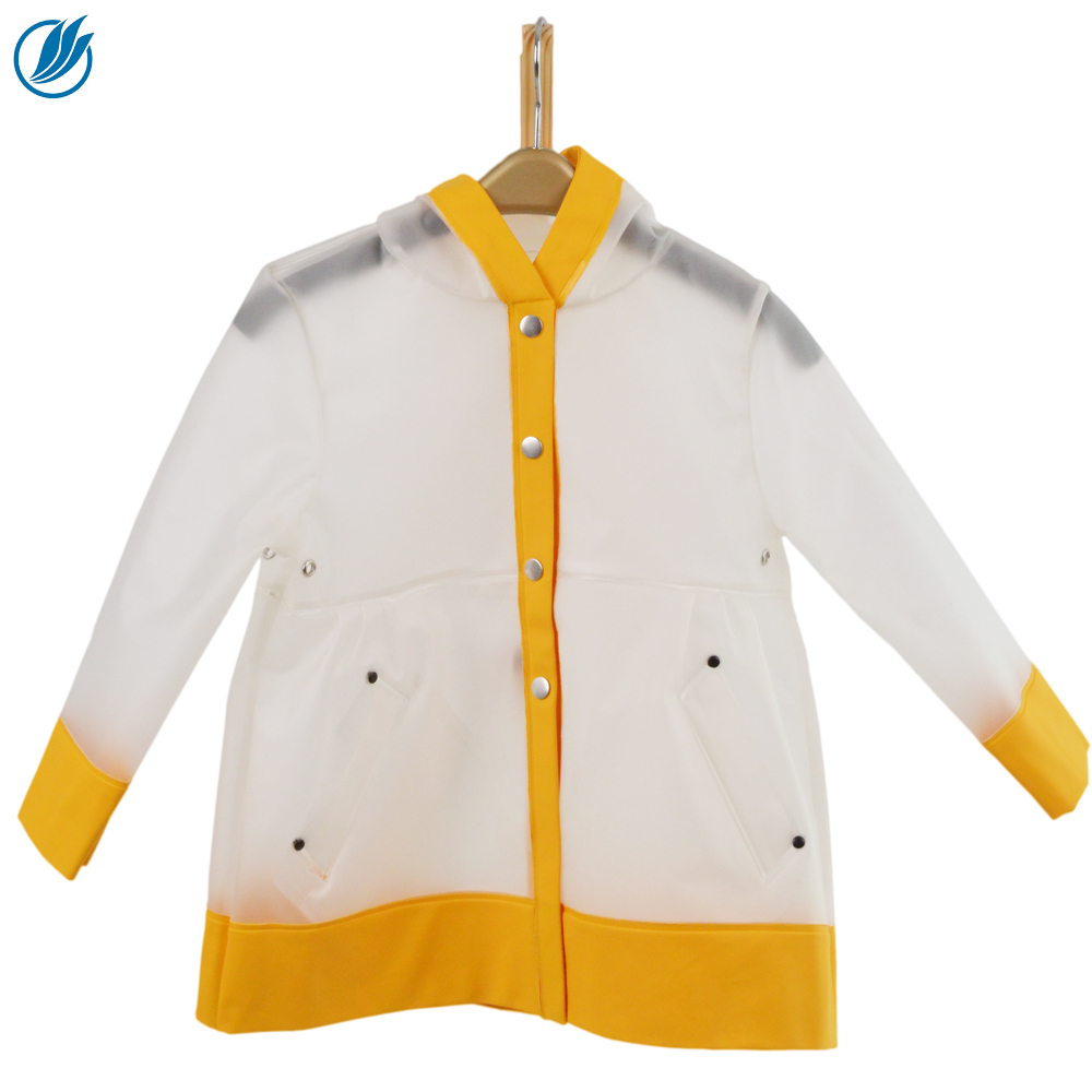 OEM Fashional Newest Waterproorf Raincoat M018065