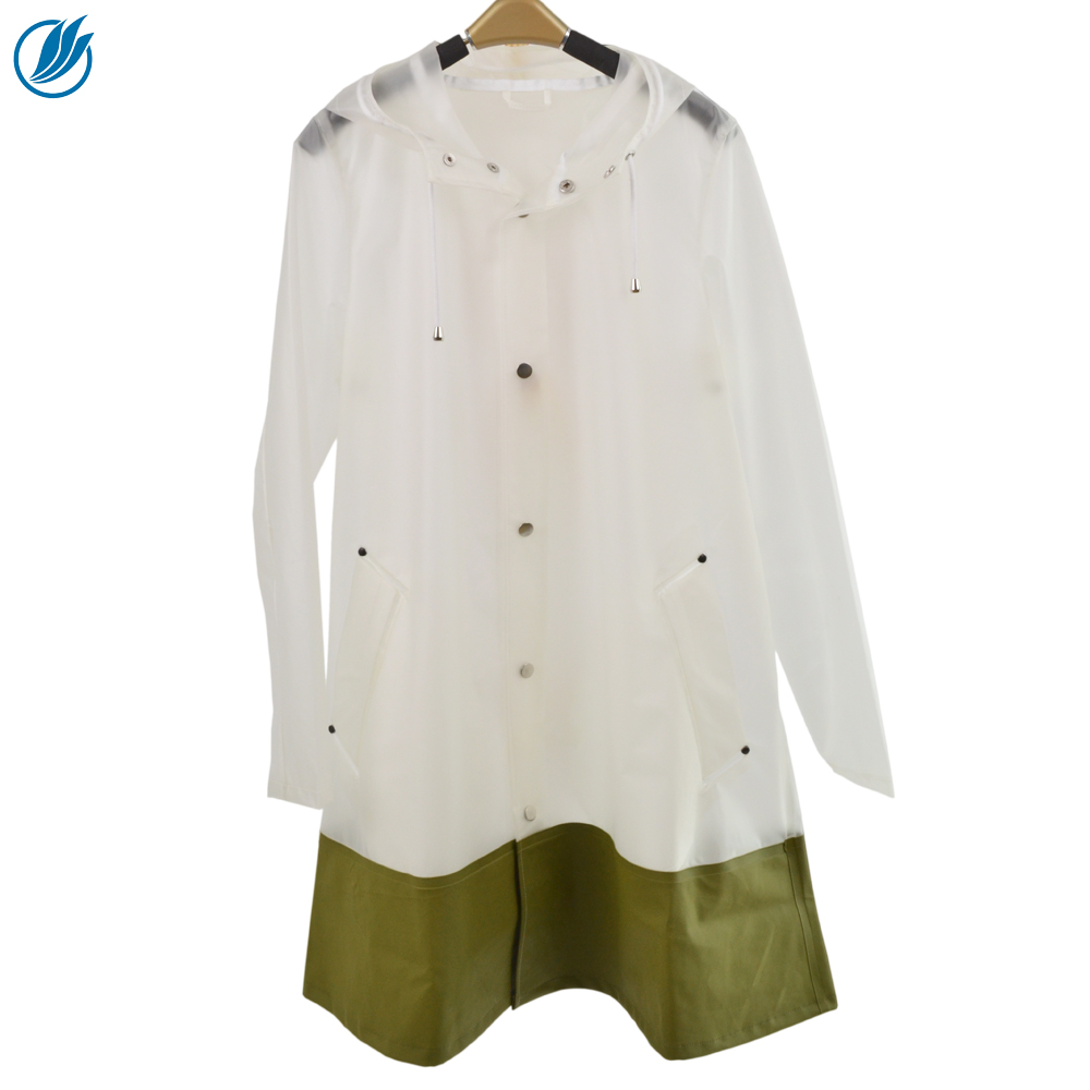 OEM Fashional Newest Waterproorf Raincoat M018067