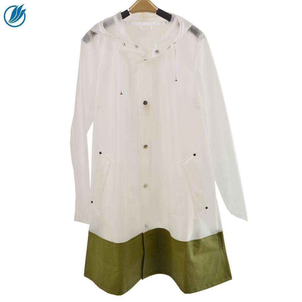 OEM Fashional Newest Waterproorf Raincoat M018067