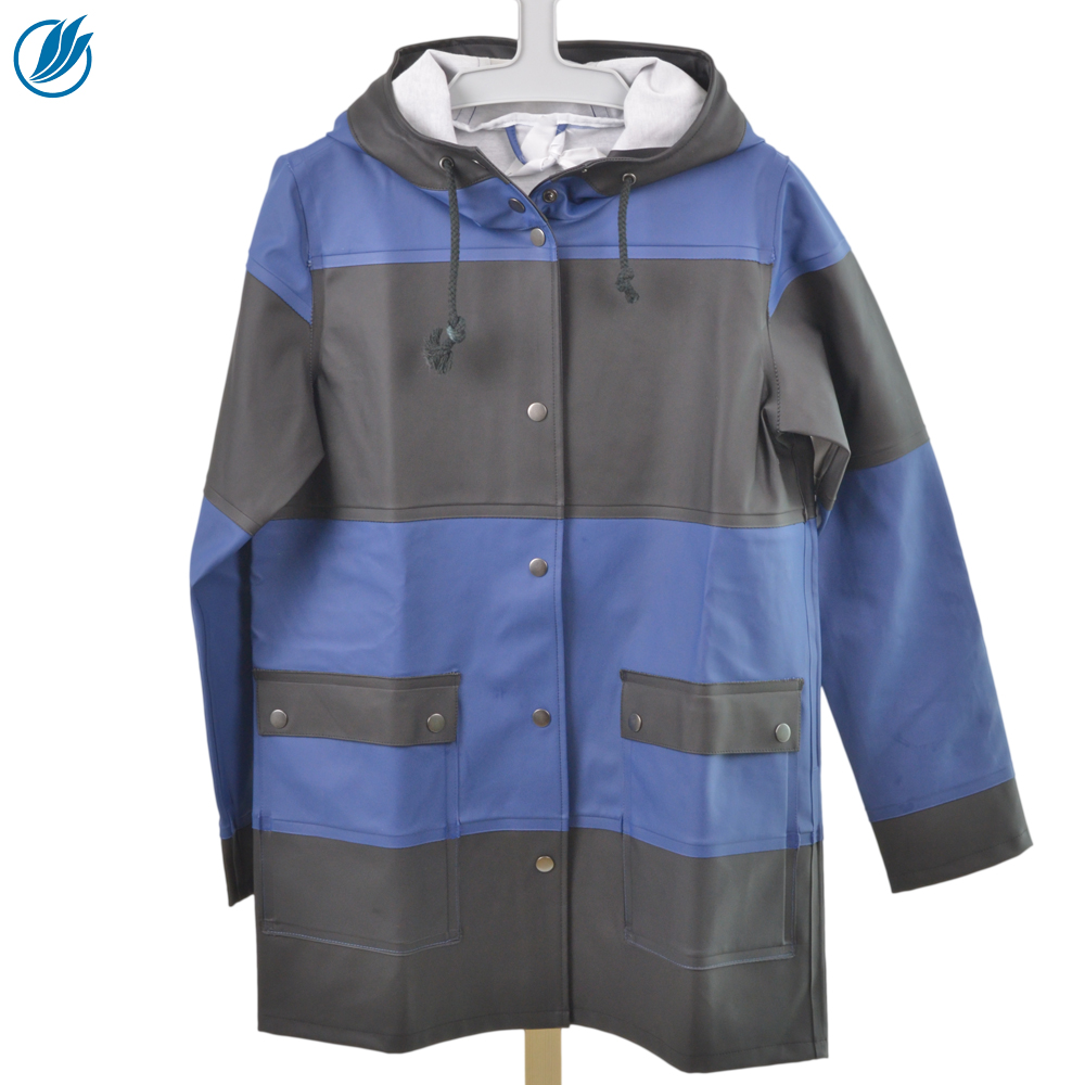OEM Fashional Newest Waterproorf Raincoat M018070