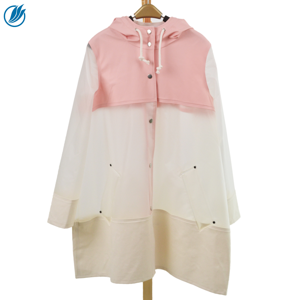 OEM Fashional Newest Waterproorf Raincoat M018071