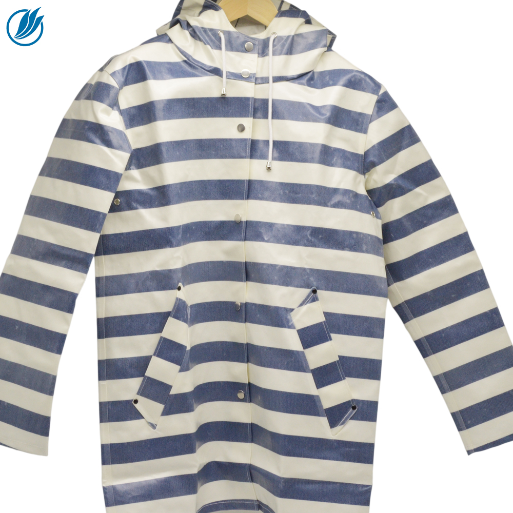 OEM Fashional Newest Waterproorf Raincoat M018076