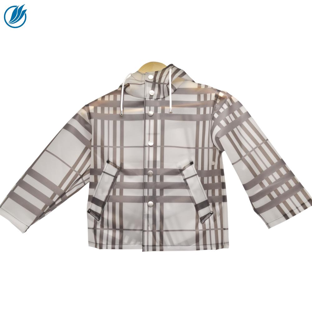 OEM Fashional Newest Waterproorf Raincoat M018077
