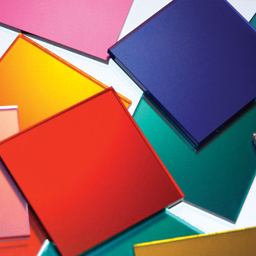 Colorful transparent cheap Acrylic sheets